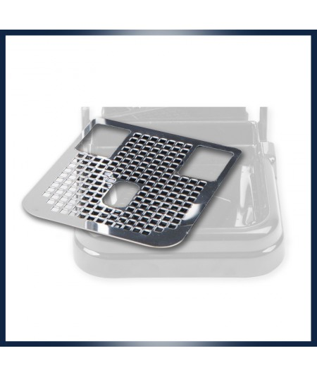 Spare water recovery tray...
