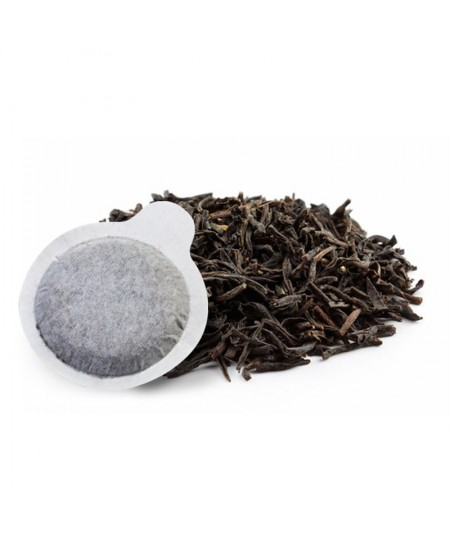 Black Tea Leaves - Pods ESE...