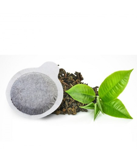 Green Tea Leaves - Pods ESE...